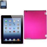Reiko Rubberized Protector Hard Cover for Apple iPad 3 (RPC10-iPad 3HPK)