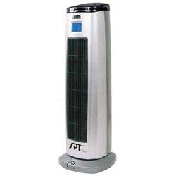 Tower Ceramic Heater With Ionizer