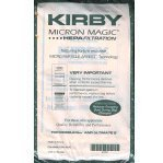 Kirby generation 6 / 7 micron magic vac bags - 9 pack. (Kirby Vacuum Bag 197301 compare prices)