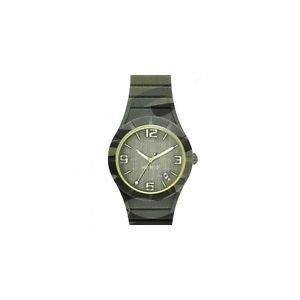 BREIL HIP HOP Reloj X MAN Hombre Sólo el tiempo Verde CAMOUFLAGE - HWU0552
