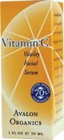 Avalon Organics Vitamin C Vitality Facial Serum 1 fl oz (30 ml)