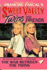 The War Between the Twins (Sweet Valley Twins) (0553157795) by Packard, Edward
