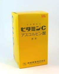 アスコルビン酸(ハコ) 500g