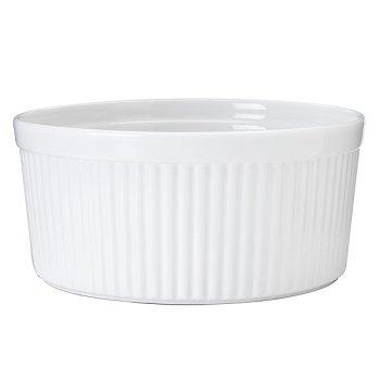 Souffle Dish - White - Buy Souffle Dish - White - Purchase Souffle Dish - White (, Home & Garden, Categories, Kitchen & Dining, Cookware & Baking, Baking, Ramekins & Souffle Dishes)