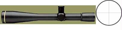 Leupold Competition Series 45X45Mm Tgt. Crosshair