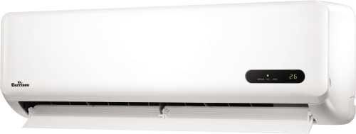 GARRISON 1028237 Mini-Split Ductless Air Conditioner, 12K BTU, Unsullied