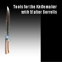 Tools For The Knifemaker (Dvd)