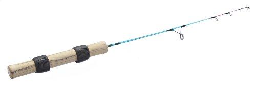 Schooley's Arctic Blue Ice Fishing Rod, 24