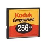 Kodak Branded Cards - Cf CARDS256 Mb  Checkpoint