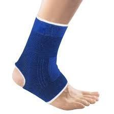 """ivee internationalâ""""¢ Sports Ankle wear and supporter Compatible With surgical and Sports Activity Like Hockey, Bike, Crossfit and Provides Relif fro Ankle"""