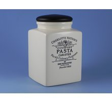 Charlotte Watson Square Large Pasta Canister