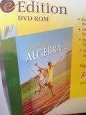 Holt McDougal Larson Algebra 2: eEdition CD-ROM 2007