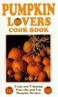 Pumpkin Lovers Cook Book