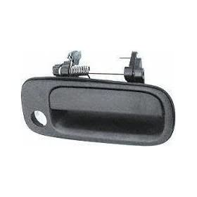 92-96 TOYOTA CAMRY FRONT DOOR HANDLE RH (PASSENGER SIDE), Outer (1992 92 1993 93 1994 94 1995 95 1996 96) TY3220 6921033010