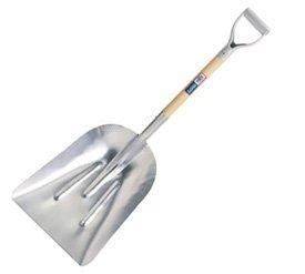 Jackson® Professional Tools - Aluminum Scoops - D-Grip Handle