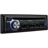 Kenwood Kdc-Mp345U In-Dash Cd/Mp3/Wma/Ipod Receiver With Usb/Aux Input