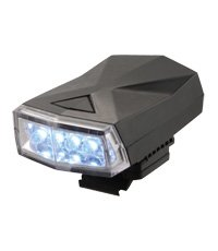 Light Front Torch Highbeamer Compact 4 Led