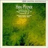 Pfitzner: Symphony in C-Sharp minor,nOp. 36a / Elegie und Reigen, Op. 45 / Fantaisie, Op. 56