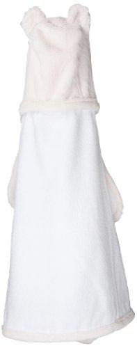 "Little Giraffe Luxe Towel With Ears, 41"" X 24"", Pink"