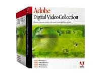 Digital Video Collection 8.0 Mac (Premiere 6.5, After Effects 5.5, Photoshop 7, Illustator 10)