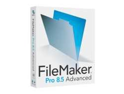 Filemaker Pro 8.5 Advanced (PC/Mac)
