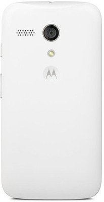 Motorola Back Shell Replacement Cover for Moto G - OEM OPP Packing - White