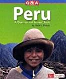 img - for Peru: A Question and Answer Book (Questions and Answers: Countries) book / textbook / text book