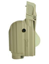Sig Sauer P220, P226, P229, SIG Pro 2022, MK25 Gun Holster Tactical light / Tactical laser holster level III Desert Tan