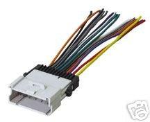 stereo wire harness gmc sonoma pickup 03 04. Black Bedroom Furniture Sets. Home Design Ideas