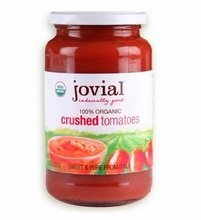 Jovial Crushed Tomatoes Organic -- 18.3 oz