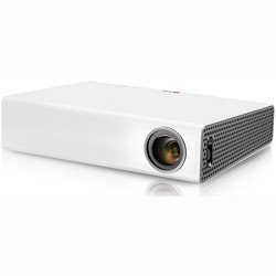 LG Electronics PA75U Slim LED Projector with WXGA Resolution WiDi and Smart TV