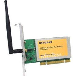 Netgear 108 Mbps Wireless PCI Adapter 31-bit PCI Wg311t