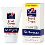 Neutrogena Norwegian Formula Hand Cream, Fragrance-Free (2 Ounce)