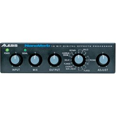 Alesis ALESIS COMPACT DIGITAL EFFECTSPROCESSOR (Pro Sound & Entertainment / DJ Components)