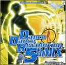 ダンス・ダンス・レボリューション Dance Dance Revolution 5thMIX ORIGINAL SOUNDTRACK