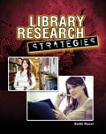 img - for Library Research Strategies book / textbook / text book