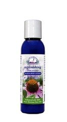 Replenishing Unscented Lotion Laid In Montana 4 Oz Lotion