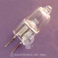 3063531 Pt# Os64250Hlx Bulb Halogen Osramfor Microscope T3 1/2 6V/ 20W G4/ 2 Pin Clr Ea Made By Bulbtronics, Inc