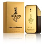 Paco Rabanne 1 Million Eau de Toilette Spray for Men 50 ml