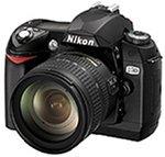 Nikon D70 お手軽レンズキット デジタル一眼レフカメラ