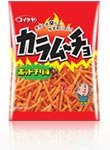 Spicy Potato Sticks With Hot Chilli - Kara Mucho - By Koikeya From Japan 117g from Koikeya