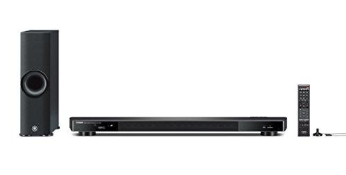 Yamaha YSP 2500 BL (Son Surround 7.1, Bluetooth), Noir