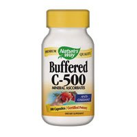 Nature'S Way Buffered C 500 Mineral Ascorbate - 100 Capsules ( 2-Pack)