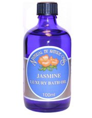 Natural by Nature Jasmine Bath Oil 100ml