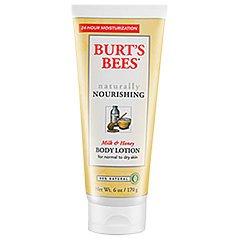バーツビーズ(Burt's Bees) ミルク&ハニー ボディローション 170g [海外直送品] [並行輸入品]