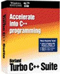 Turbo C++ Suite 1.0