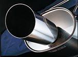 ニッサン ウィングロード Y11 後期 SPORTIVO マフラー(テールφ90 1.5L用 ノーマルバンパー専用) -
