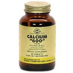 Calcium 600 (Oyster Shell Calcium) - 60 - Tablet