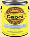 Buy CABOT STAIN 41807 DEEP BASE SOLID COLOR DECKING STAIN WITH TEFLON SURFACE PROTECTOR SIZE:QUART. (CABOT STAIN Painting Supplies,Home & Garden, Home Improvement, Categories, Painting Tools & Supplies, Paint Stain & Solvents)