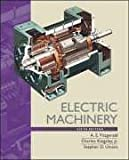 Electric Machinery (Mcgraw-Hill Series in Electrical Engineering. Power and Energy) (0071121935) by Fitzgerald, A. E.